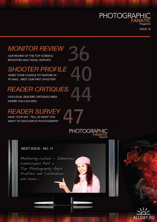 Photographic Fanatic - issue 10 2012