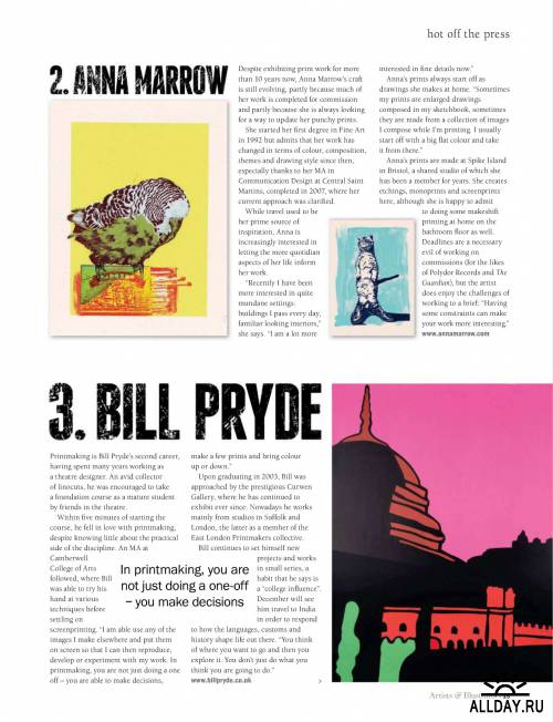 Artists & Illustrators №11 (ноябрь 2011) / UK