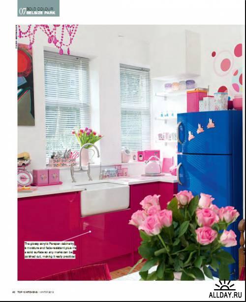 Top Ten Kitchens - Winter 2012
