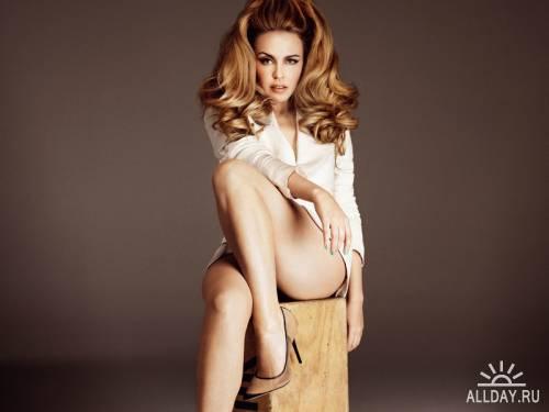 Kylie Minogue - Stylist Magazine February 2012