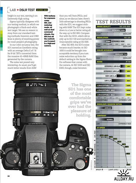 Popular Photography №11 (November 2011)
