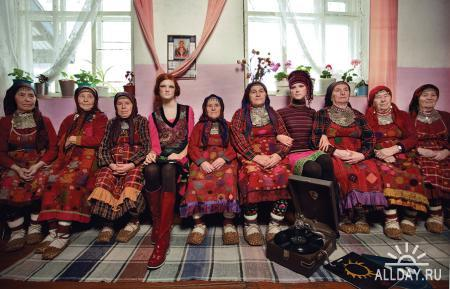Buranovo Ethnic Tunes. Andrey Yakovlev & Lili Aleeva
