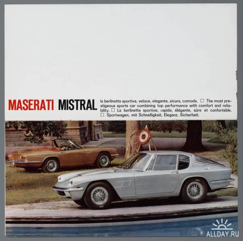 Dutch Automotive History (part 46) Mazda, Maserati, Marcos