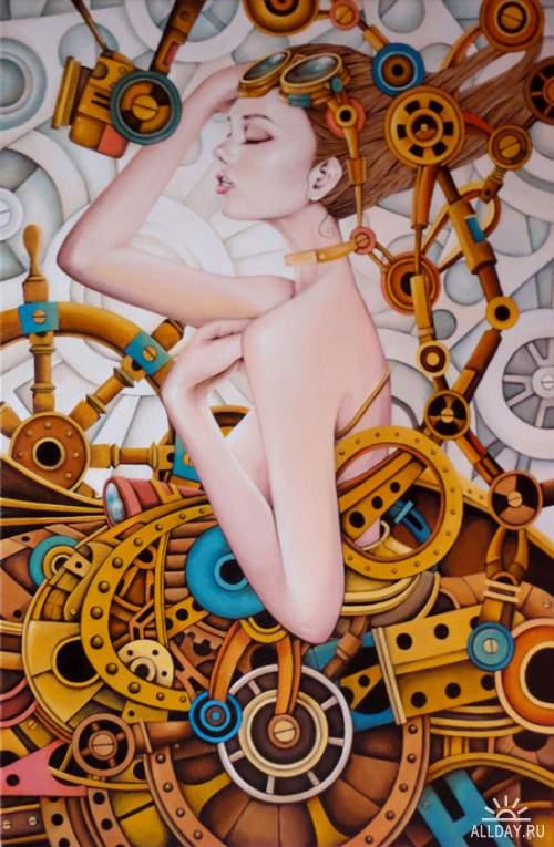 Artworks by Iyan de Jesus