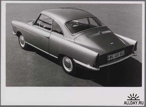 Dutch Automotive History (part 50) Moskvitch, NSU