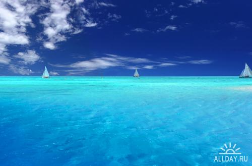 HQ photo of sea