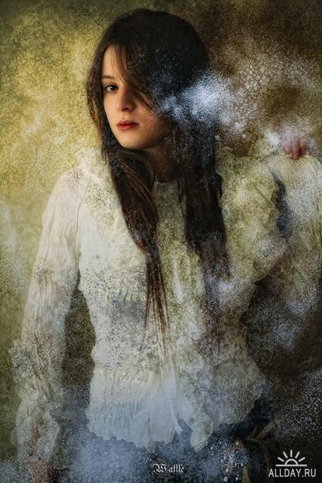 Фотограф Kemal Kamil AKCA. Портреты. Фото-арт.