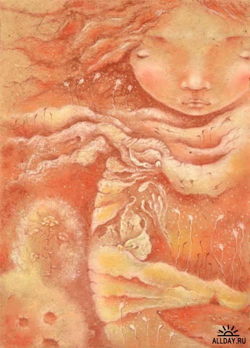 Иллюстрации pastelanna