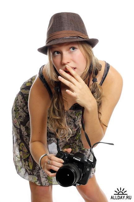 Профессиональные фото девушек известных фотографов