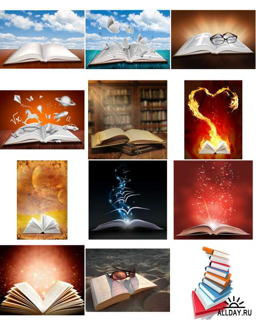 Сборник - Книги / Books
