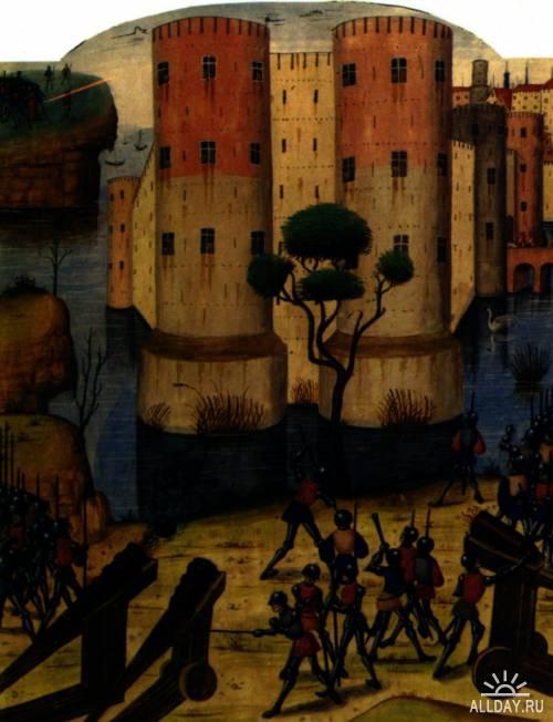Картины - Столетняя война XIV-XVe. La Guerre de Cent Ans