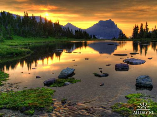 55 Eximious Landscapes HQ Wallpapers