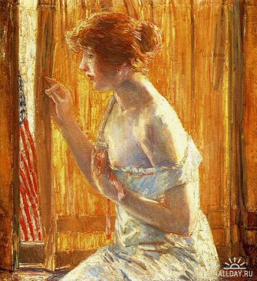 The Art of Frederick Childe Hassam.