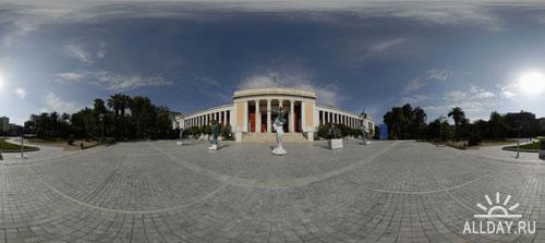 Сферические панорамы - Афины