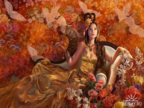 Fantasy Girls Wallpapers 3