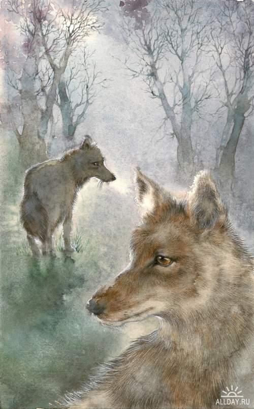 Иллюстратор Екатерина Бородачева