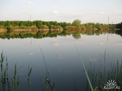 Клипарт - Рыбалка