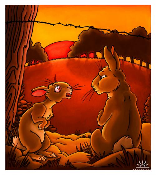 Иллюстратор Kasey Gifford