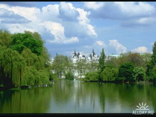 Клипарт - Водные пейзажи