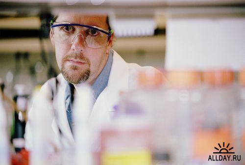 Клипарт - Laboratory Life