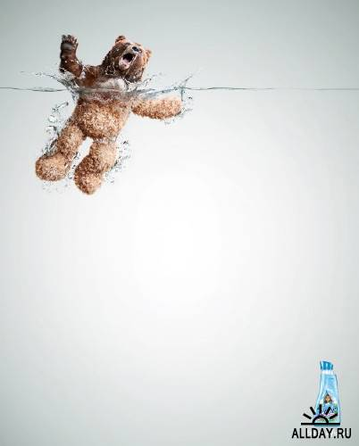 Коллекция креативной рекламы № 3
