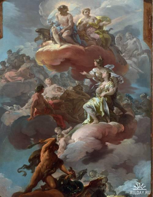 Британская Национальная галерея (National Gallery, London)Часть6