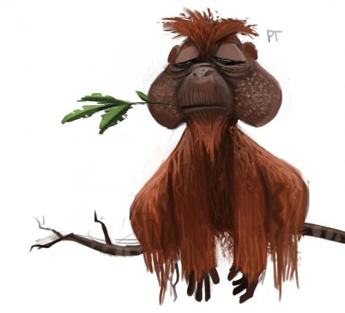 Забавные персонажи от иллюстратора Piper Thibodeau