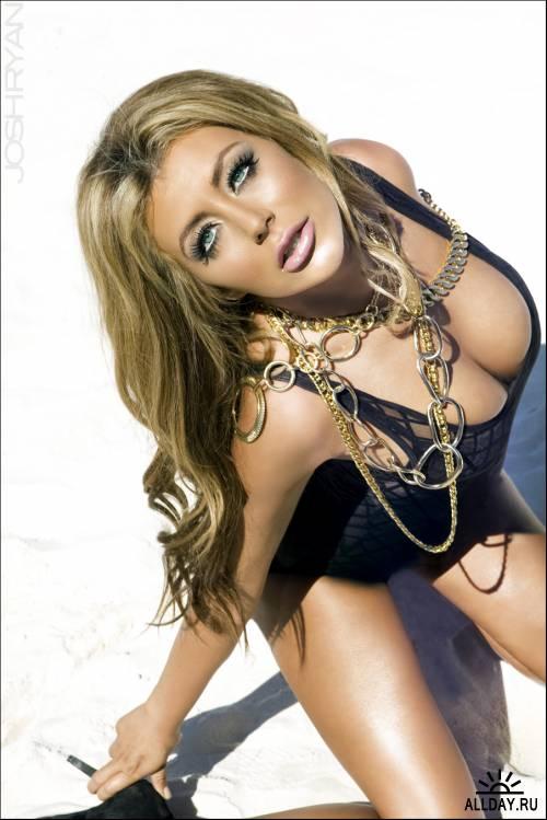Большая подборка моделей и знаменитостей (Aubrey O'Day)
