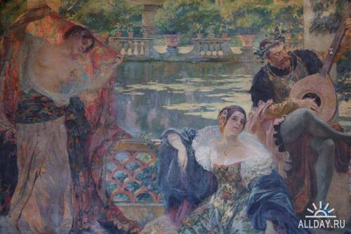 Artworks by Paul-Jean Gervais (1859-1936)