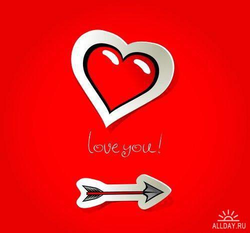 Valentines Day 12 - 25xEPS