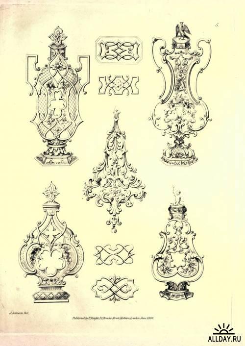 Fancy ornaments