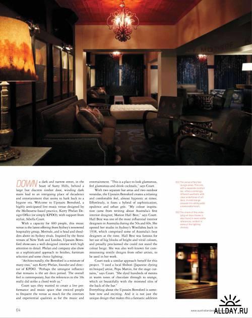 (inside) interior design review - November 2011