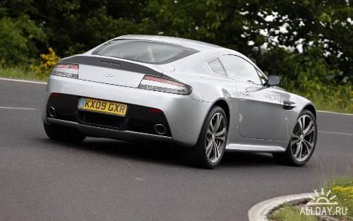 Aston Martin V12 Vantage Wallpapers