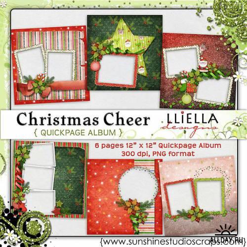 Scrap kit   Christmas Cheer