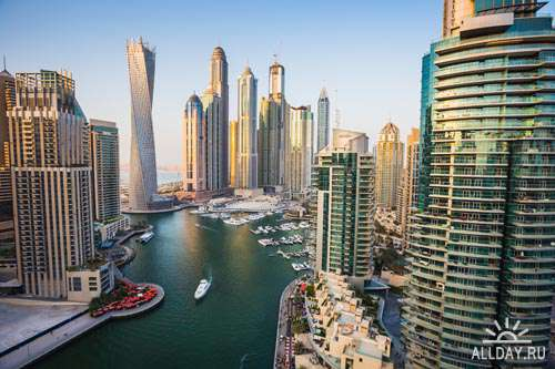 Дубай #2 - Растровый клипарт