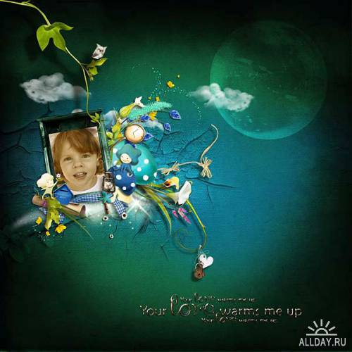 Scrap - An enchanted world seen by Hugo