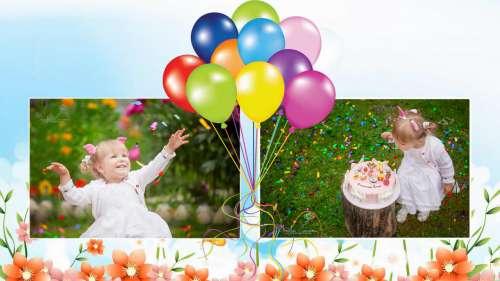 День рождения - проект для ProShow Producer®