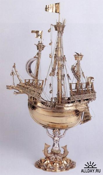 Nautilus-драгоценное украшение