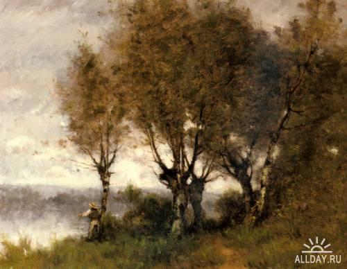 Картины западных художников маслом. Часть 63