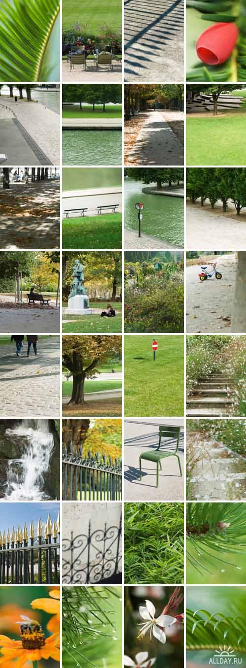 Zen Shui YA088 Park scenes