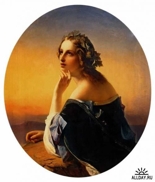 Художник Нефф Тимофей Андреевич (1805—1876)