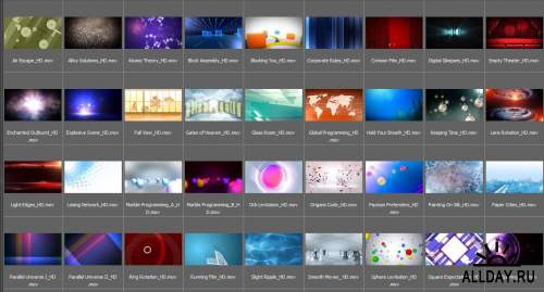 Digital Juice - Animated Canvases Collection 15: Inspired Visions (Full ISO)