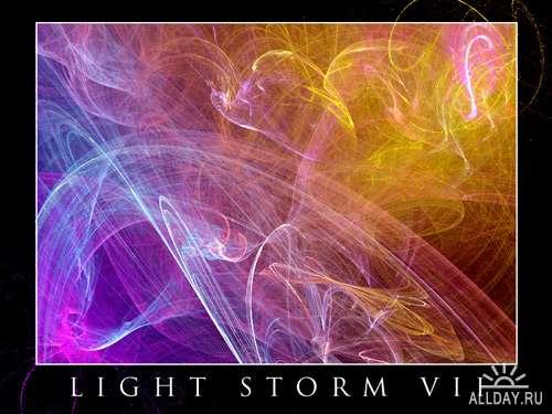 Light Storm Brushsets VI & VII