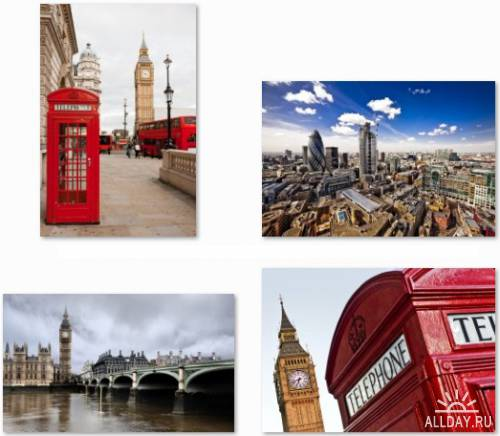 London - 24 HQ Stock Photo
