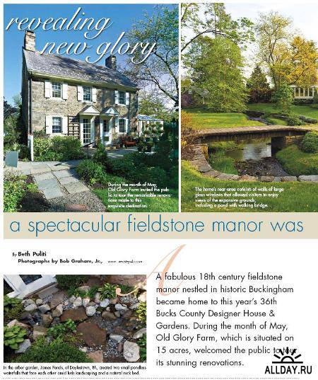 Bucks County House & Home Magazine - June 2011