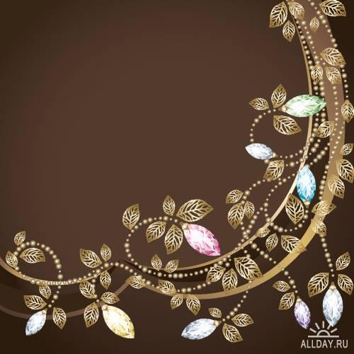 Diamond and gold