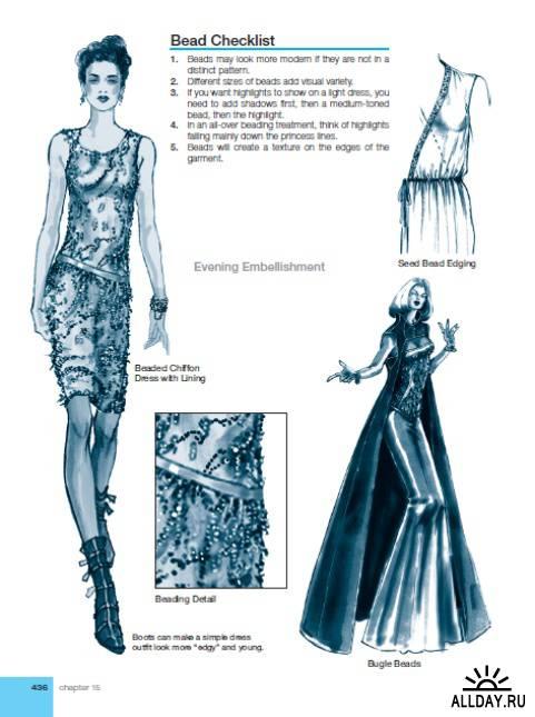 Hagen K. / Хэйген К. - Fashion Illustration for Designers / Модные иллюстрации для Дизайнеров [2011, PDF, AVI, ENG]
