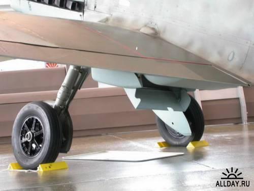 Немецкий истребитель Messerschmitt Bf-109E