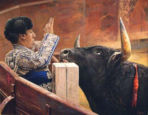 Творчество испанского художника Антонио Капель