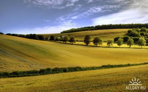 50 Excelent Landscapes HD Wallpapers (Set 83)